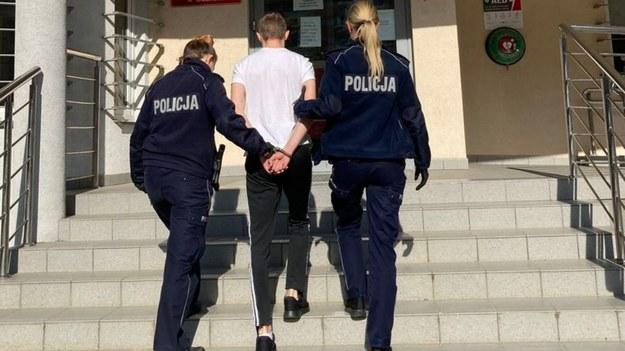 Zatrzymany 18-latek /Policja w Gdańsku /Policja