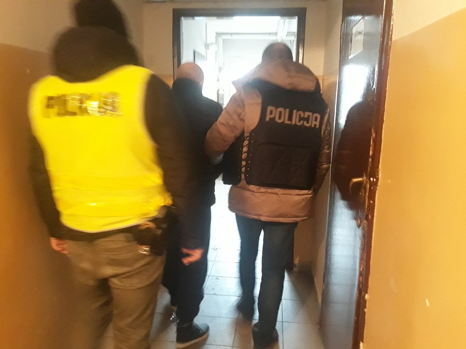 Zatrzymany 39-letni były mąż ofiary /KPP w Rypinie /Policja