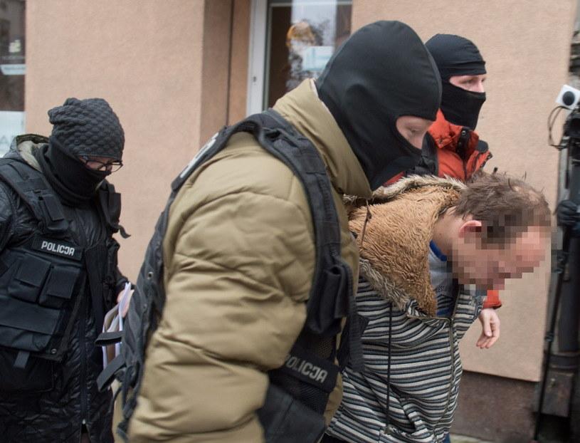 Zatrzymany w związku ze śmiercią 4-latki 33-latek /Grzegorz Michałowski /PAP