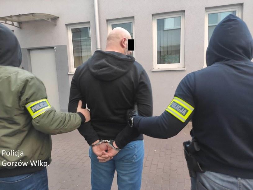 Zatrzymany ws. śmiertelnego potrącenia 4-latka w Gorzowie Wielkopolskim /Policja Lubuska /materiały prasowe