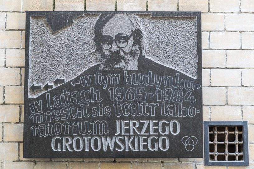 Zaułek Jerzego Grotowskiego we Wrocławiu /Krzysztof Kaniewski/REPORTER /East News