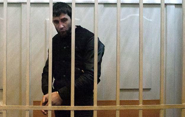 Zaur Dadajew przyznał się do udziału w zbrodni fot. Philipp Kireev /AFP