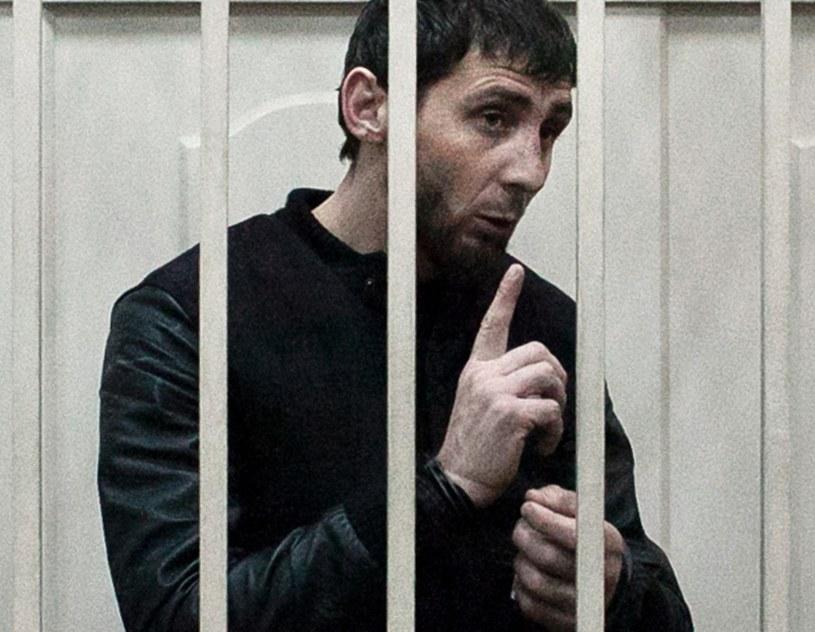 Zaur Dadajew przyznał się do zabójstwa Borysa Niemcowa /AFP