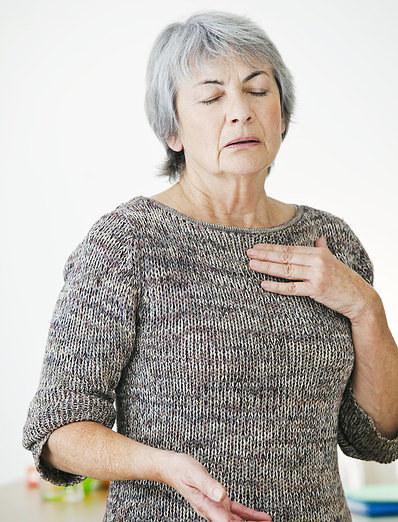 zawał serca objawy /© Photogenica