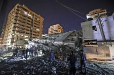 Zawalenie wieżowca w Gazie