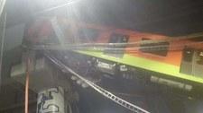 Zawalił się wiadukt metra w Meksyku. Są ofiary