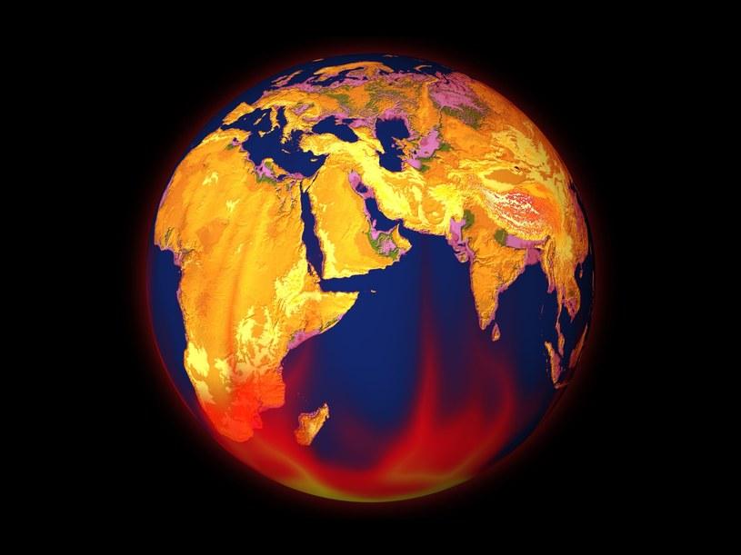 Zawartość tlenu do poziomu nawet o milion mniejszego niż jest to dzisiaj /123RF/PICSEL