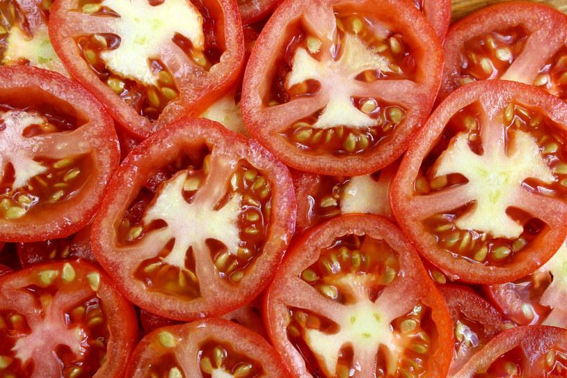 Zawarty w pomidorach likopen jest silnym przeciwutleniaczem /123RF/PICSEL
