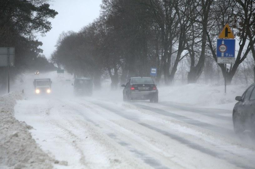 Zawieje śnieżne, zdj. ilustracyjne /Marek Maliszewski  /Reporter