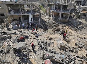 Zawieszenie broni między Hamasem a Izraelem