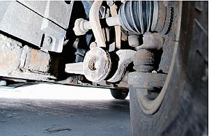 zawieszenie /Motor