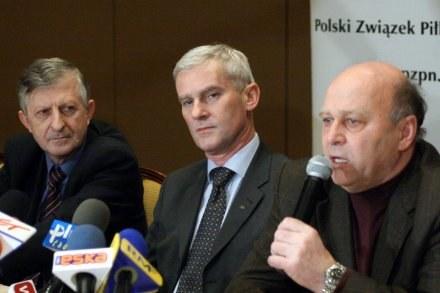 Zawieszony zarząd odniósł mały sukces - zostannie odwieszony Fot. Tomasz Demidowicz /Agencja Przegląd Sportowy