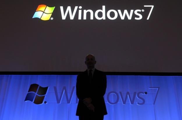 Zawiódł jeden z głównych produktów Microsoftu - Windows 7 /AFP