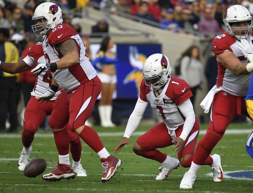 Zawodnicy Arizona Cardinals /AFP