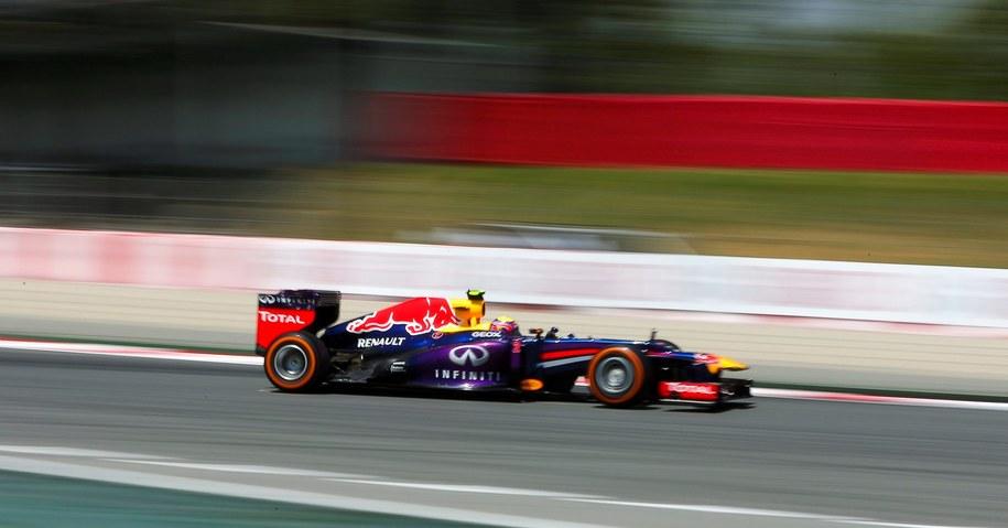 Zawodnicy F1 powalczą na trudnym torze /VALDRIN XHEMAJ    /PAP/EPA