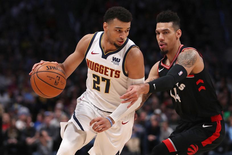 Zawodnicy NBA /Getty Images