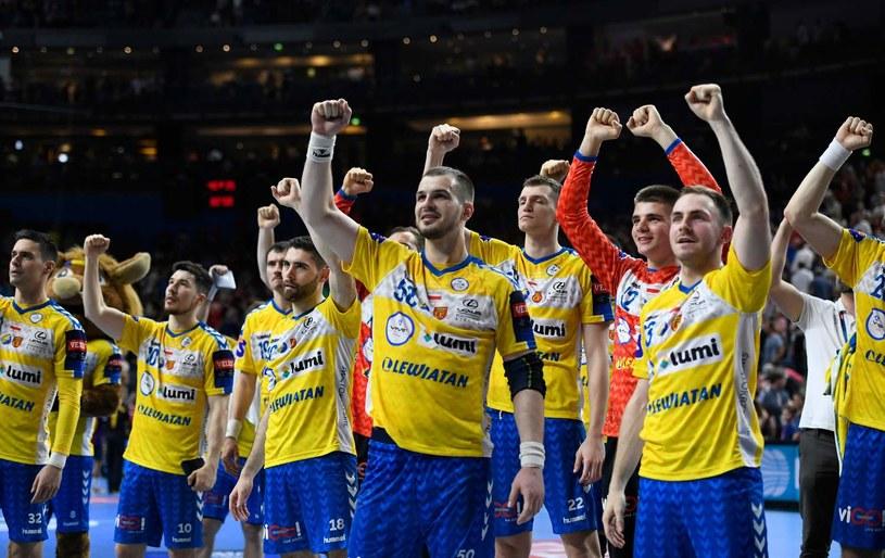 Zawodnicy PGE Kielce /AFP