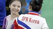 Zawodniczki z Korei Północnej i Południowej zrobiły wspólne selfie
