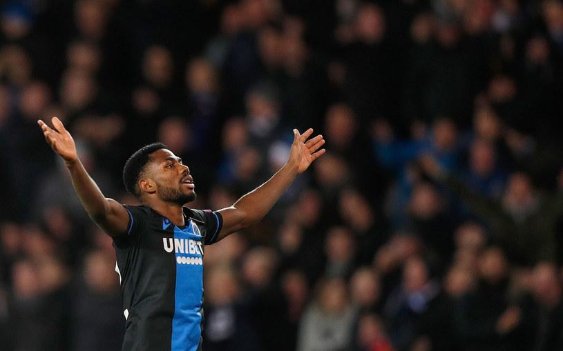 Zawodnik Club Brugge - Emmanuel Bonaventure /ADRIAN DENNIS /East News
