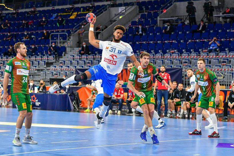 Zawodnikom Orlenu Wisły niewiele zabrakło, by wystąpić w finale /Steffen Hoffmann via www.imago-images.de/Imago Sport and News/Ea /East News