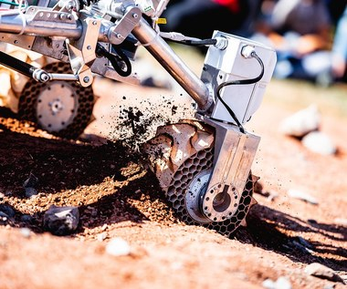 Zawody European Rover Challenge w wirtualnym świecie