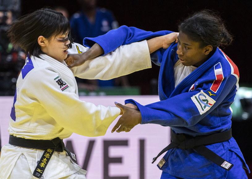 Zawody judo w Budapeszcie /ZSOLT SZIGETVARY    /PAP/EPA