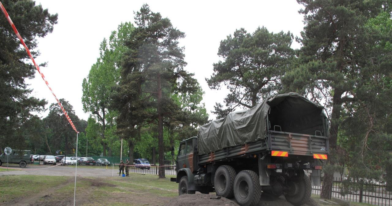 Zawody najlepszych kierowców wojsk lądowych