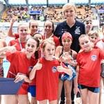 Zawody pływackie Otylia Swim Cup w Szczecinie