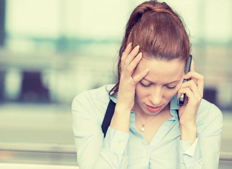 Zawroty głowy mogą być skutkiem przewlekłego stresu i lęku /Picsel /123RF/PICSEL