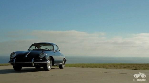- Zawsze, gdy wychodzę z parkingu, oglądam się za swoim samochodem - przyznaje Guy Newmark. /petrolicious.com