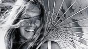 Zawsze uśmiechnięta Małgorzata Braunek
