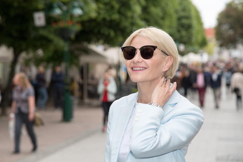 Zawsze uwielbiała się elegancko ubierać i interesowała się modą. Preferuje klasyczny styl, jednak z odrobiną szaleństwa /Wojciech Strozyk/ /Reporter