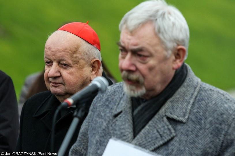 """""""Zawsze wskazywałem na Błonia. I nawet tak się z ks. kardynałem Dziwiszem umówiliśmy, że to będą Błonia. Decyzję podjęła Stolica Apostolska"""" /Jan Graczyński /East News"""