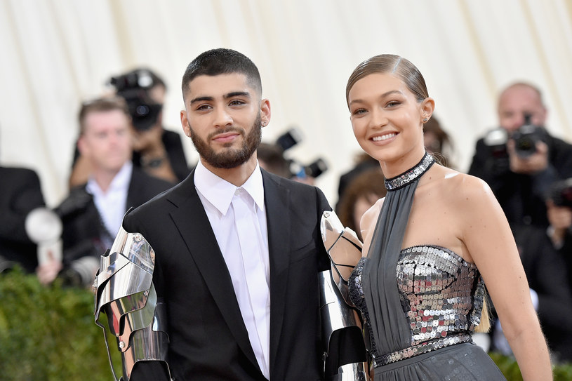 Zayn Malik i Gigi Hadid /Getty Images