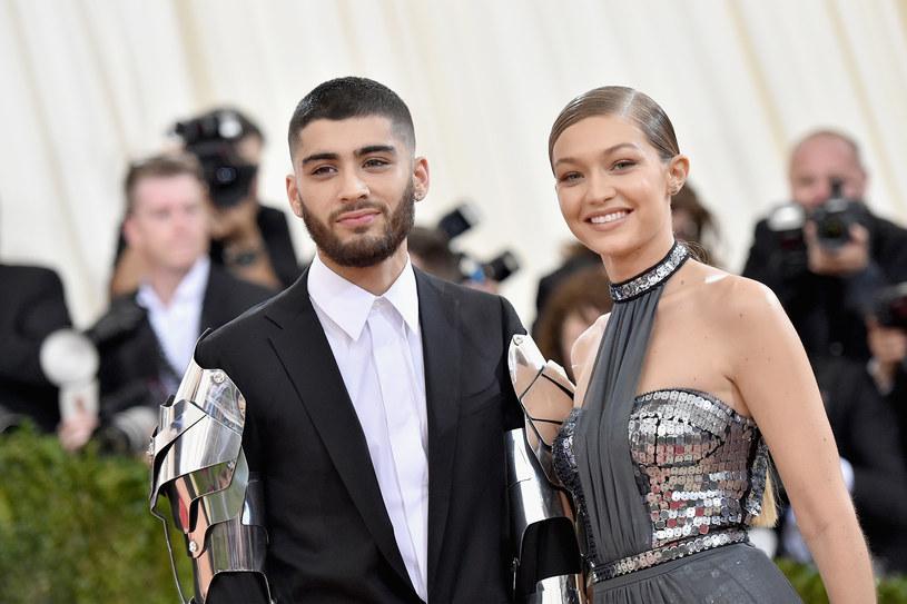 Zayn Malik i Gigi Hadid /Getty Images
