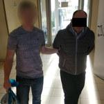 Zazdrosny o żonę mąż zaatakował siekierą klienta jej lokalu