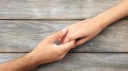 Zbawienny dotyk - od narodzin, aż do śmierci