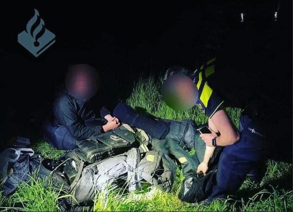 Zbiegły były komandos Jürgen Conings, który groził głównemu wirusologowi Belgii, ukrywa się od 17 maja /Politie /materiały prasowe