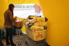 Zbieramy dary dla powodzian