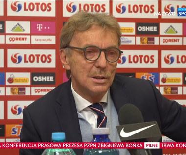 Zbigniew Boniek: Celem nowego selekcjonera na ME będzie wyjście z grupy (POLSAT SPORT). Wideo