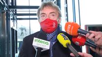 Zbigniew Boniek dla Interii: Wydaje się mi, że Lewandowski będzie mógł zagrać już w najbliższej kolejce. Wideo