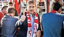 Zbigniew Boniek: Jest mi szalenie przykro, Grosicki jest jednym z moich ulubieńców
