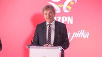 Zbigniew Boniek o nowych projektach szkolenia młodzieży. Wideo