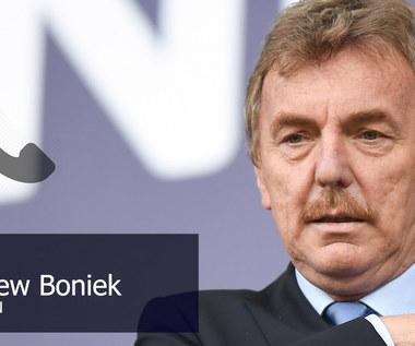 Zbigniew Boniek o przedłużeniu kontraktu z Jerzym Brzęczkiem. Wideo