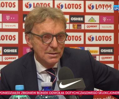 Zbigniew Boniek: Paulo Sousa udowodnił, że jest dobrym trenerem (POLSAT SPORT). Wideo