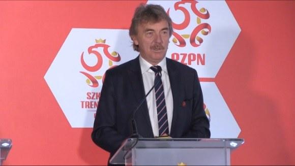 Zbigniew Boniek, prezes PZPN-u. /Adam Drygalski /INTERIA.PL