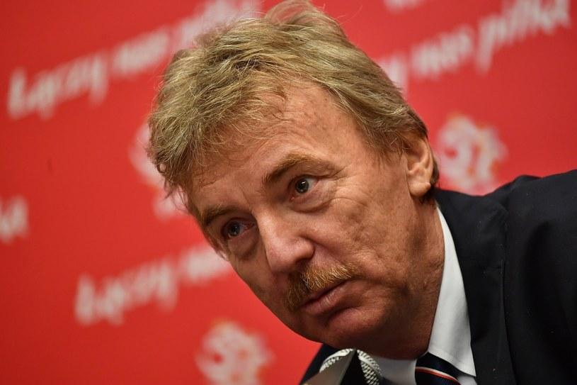 Zbigniew Boniek, prezes PZPN /Mateusz Jagielski /East News