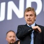 Zbigniew Boniek protestuje po meczu z Anglią. Wydał oświadczenie