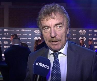 Zbigniew Boniek przed losowaniem grup Euro 2020. Wideo