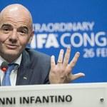 Zbigniew Boniek: Wybór Gianniego Infantino na prezydenta FIFA to dla Polski bardzo dobra wiadomość